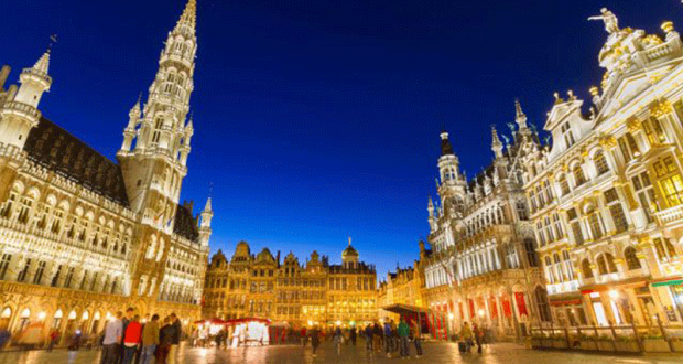 Concours gagnez un voyage pour 2 personnes bruxelles for Achat maison belgique