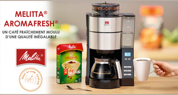 150 machines caf melitta aromafresh offertes. Black Bedroom Furniture Sets. Home Design Ideas