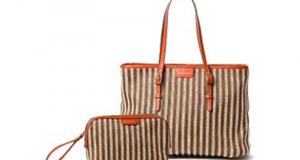 4 sacs à main Mac Douglas avec pochette assortie