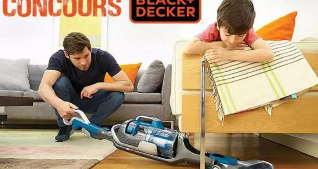 aspirateur balai multi power black decker. Black Bedroom Furniture Sets. Home Design Ideas