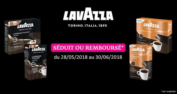 Café Moulu Lavazza Arabica 100% Remboursé