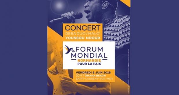 Concert de Youssou Ndour Gratuit