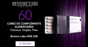 Cures de Compléments Alimentaires Revivre Labs HNS 250