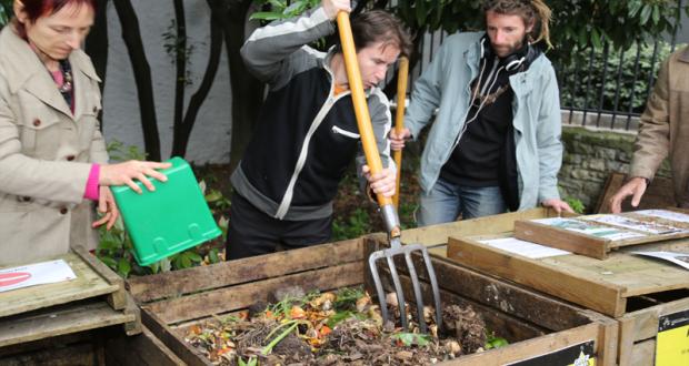 Distribution de composteurs gratuits - Grenoble Alpes Métropole