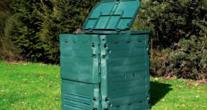 Distribution gratuite de composteurs - Bordeaux Métropole