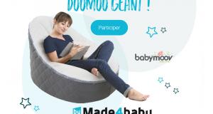 Fauteuil Doomoo Géant