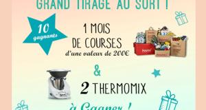 Gagnez 2 robots de cuisine Thermomix