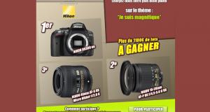 Gagnez un matériel de photographie