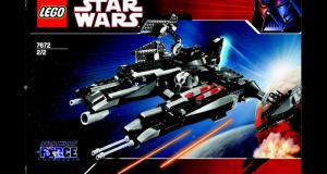 Mini vaisseau Star Wars en LEGO Offert