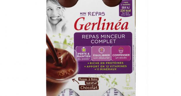 Recevez gratuitement un shaker minceur Gerlinéa