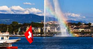Séjour pour 2 personnes à Genève en Suisse