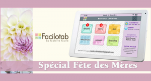 Tablette Facilotab 10.1' WiFi 32 Go
