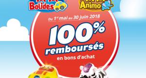 TutTut Bolides et TutTut Animo 100% remboursés