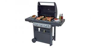 Un barbecue à gaz Campingaz 3 LBD