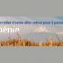Un lot de 2 billets d'avion AR France Arménie