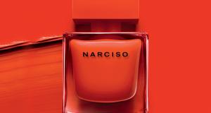 Échantillons gratuits de l'eau de parfum Narciso Rouge