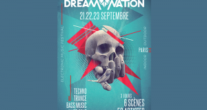 10 lots de 2 invitations pour le festival Dream Nation