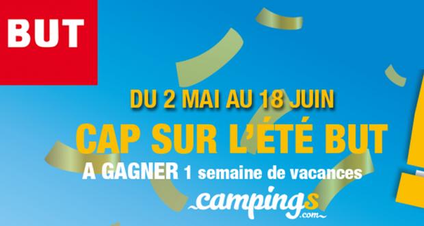 10 semaines de location campings.com pour 4 personnes