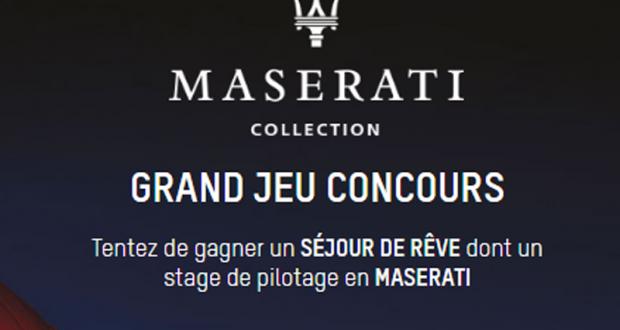 2 week-ends au Havre dont un stage de pilotage en Maserati
