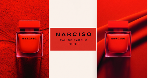 25 000 Échantillons gratuits de Parfum Narciso Rodriguez Rouge