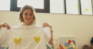 3400 t-shirts Zespri X Elise Chalmin
