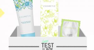 5000 coffrets gratuits Green Test'in Box avec échantillons