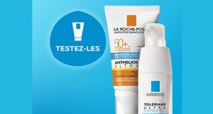 Anthelios Ultra Crème SPF50+ et Toleriane Ultra Contour Yeux