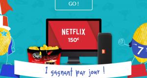 Carte cadeau Netflix de 150 euros