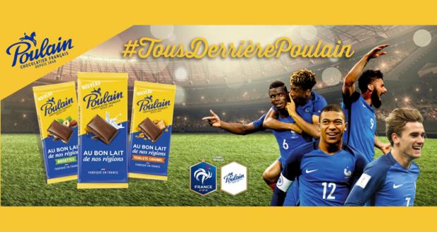 Chocolat Poulain 560 boxs offertes