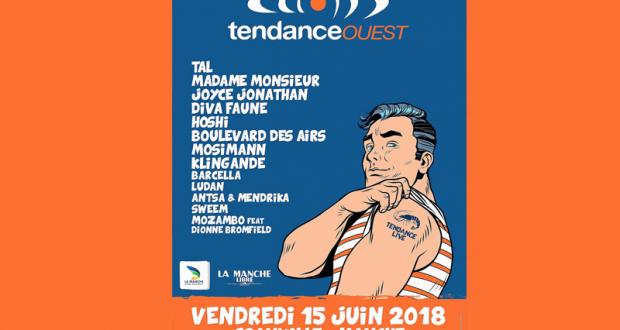 Concert gratuit Tendance Ouest - Granville
