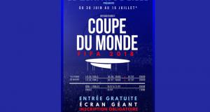 Diffusion Gratuite des Matchs de Football de la Coupe du Monde 2018