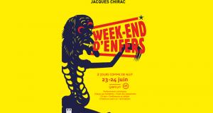 Entrée et expositions Gratuites - Week-end d'Enfers