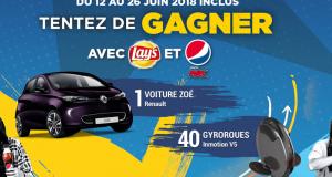 Gagnez une voiture électrique Renault Zoé