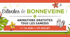 Les Estivales de Bonneveine Animations gratuites