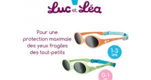 Lunettes de soleil mixte – Luc et Léa
