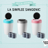 Poubelle à couches Simplee Sangenic de Tommee Tippee