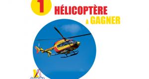 baptême en hélicoptère pour 2 personnes