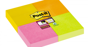 Échantillons gratuits de bloc de notes Post-it 3M Novec