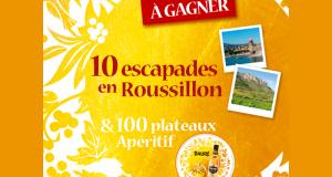 10 séjours pour 2 personnes en Roussillon