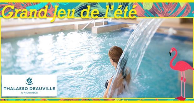18 lots de 3 soins à la Thalasso de Deauville