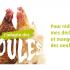 2 poules pondeuses offertes pour réduire ses déchets