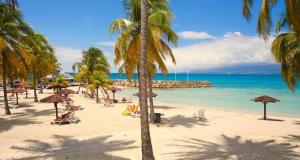 2 voyages en Guadeloupe pour 2 personnes