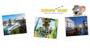 3 séjours pour 4 personnes au parc Europa-Park en Allemagne