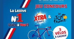 3 vélos de ville (valeur unitaire 350 euros)