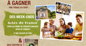 4 week-ends dans une maison Gîte de France