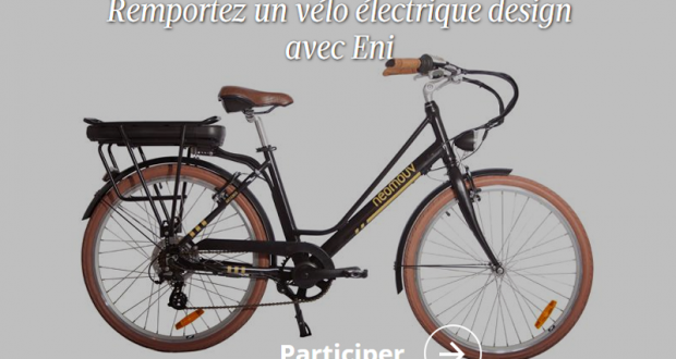 5 vélos électrique Artémis Néomouv de 1489 euros