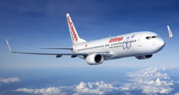 Billets d'avion long courrier Air Europa pour une destination au choix