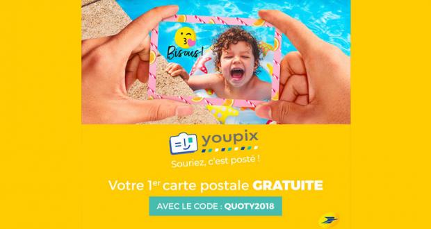 Carte postale personnalisée Gratuite