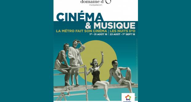 Cinéma en plein air Gratuit La Metropole fait son cinéma 2018