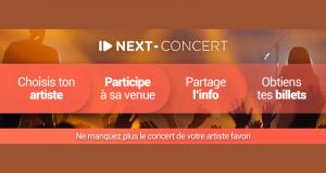 Des lots de 2 invitations pour un concert au choix